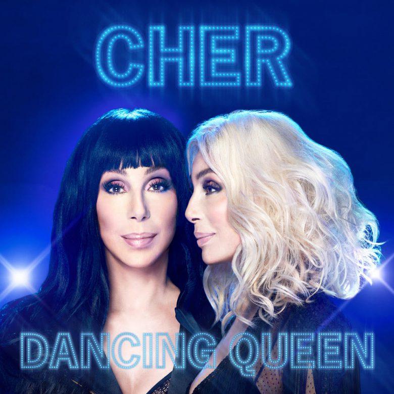 Cher Dancing Queen cover art