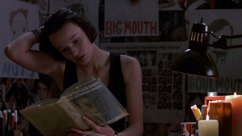 Samantha Mathis in Pump Up the Volume