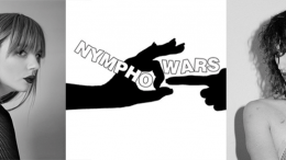 Nymphowars by Macy Rodman and Theda Hammel