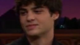 Noah Centineo on the Late Late Show with James Corden