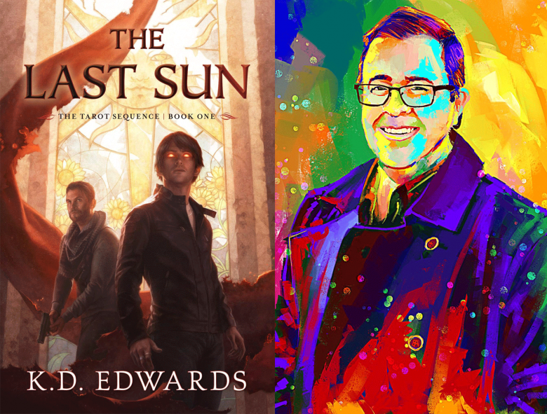The Last Sun by K.D. Edwards