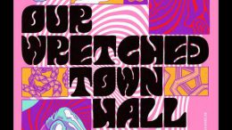 Our Wretched Town Hall comic by Eric Kostiuk Williams