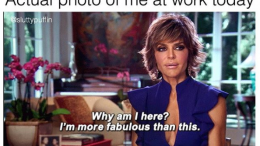 Lisa Rinna meme by @sluttypuffin