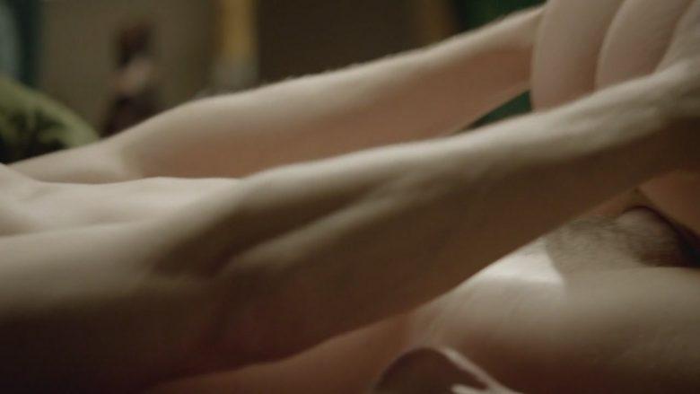 Charlie Weber sex scene