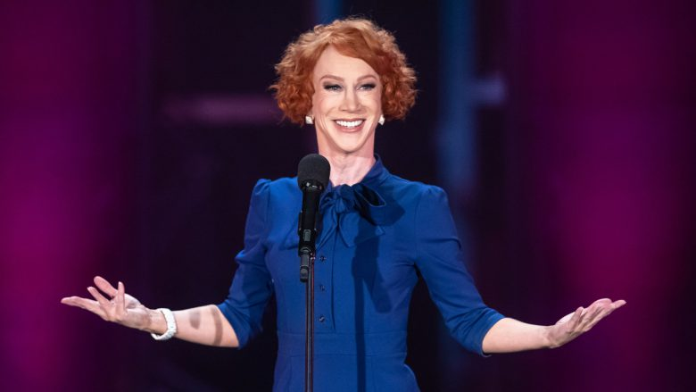 """OMG, quote of the day: Kathy Griffin talks about her """"Oprah-level money"""" and buying her house in cash since her scandal"""