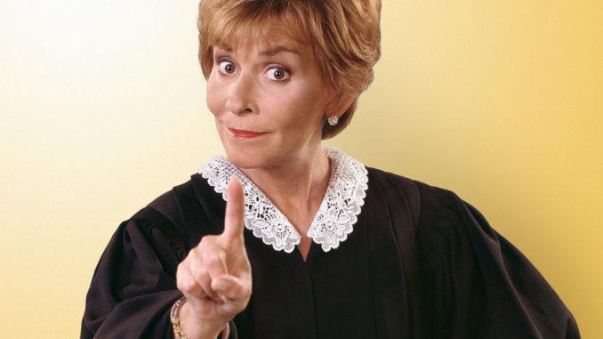 OMG, gossip: Judge Judy to receive lifetime achievement Emmy