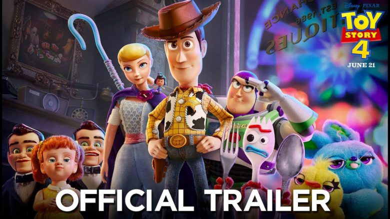 OMG, WATCH: The trailer for the 4th instalment of TOY STORY is sprung upon us, and all the nostalgic feelings are back