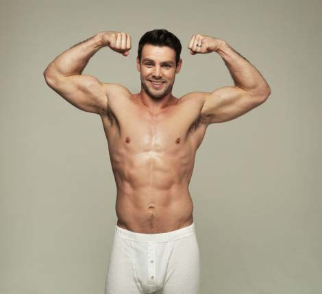 Gay British Rugby Player Keegan Hirst Strips Down to Some