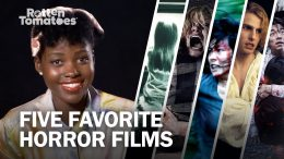 Lupita Nyongo favorite horror films
