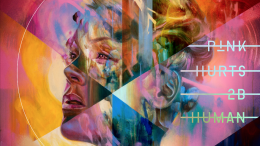 P!NK Hurts 2B Human EP album art