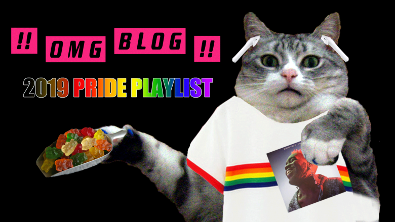 OMG.BLOG 2019 Pride Playlist