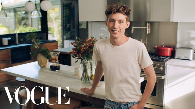 OMG, WATCH: Troye Sivan answers 73 questions with VOGUE