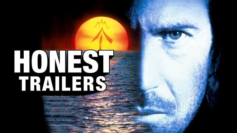 OMG, WATCH: Waterworld get the HONEST TRAILERS summer blockbuster treatment