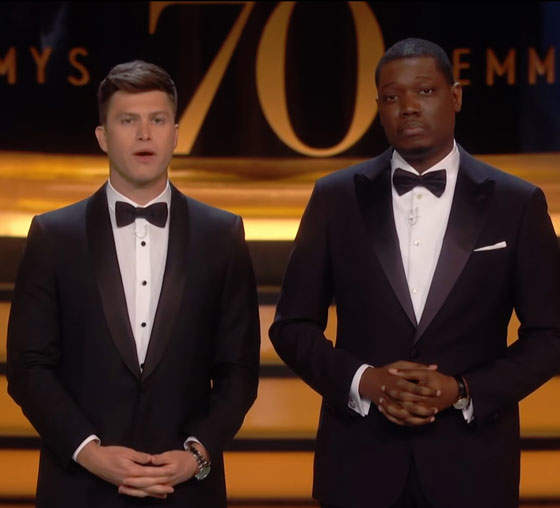 OMG, gossip: Th Emmys to go host-less too?