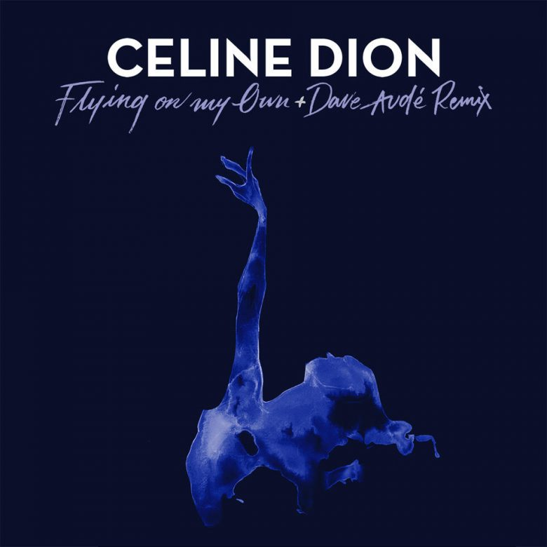 Cline Dion Flying On My Own cover art