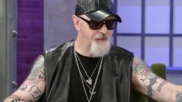 Rob Halford of Judas Priest loves Rupaul's Drag Race