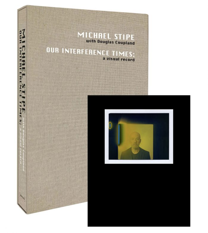 Michael Stipe Our Interference Times with Douglas Copeland