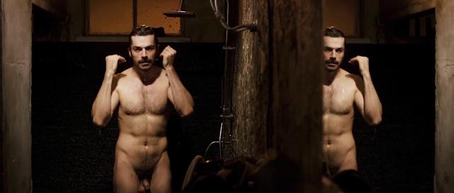 OMG, he's naked: Luca Argentero in 'Cha Cha Cha' | OMG.BLOG