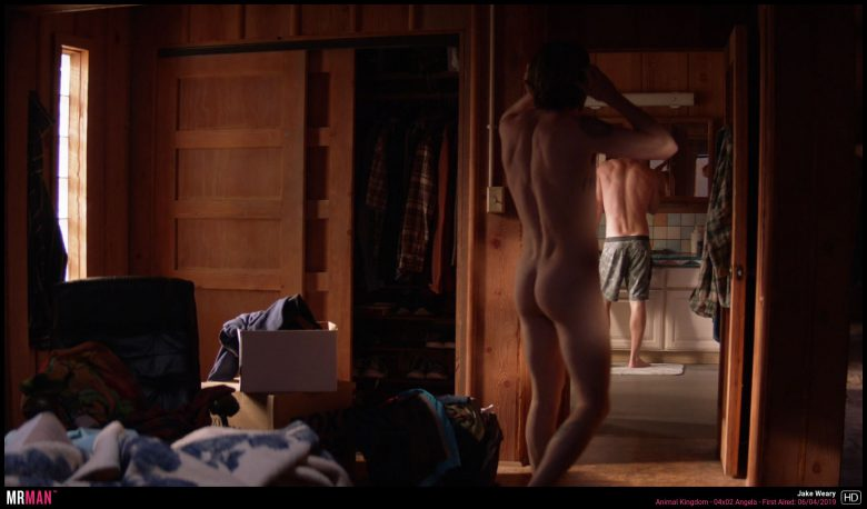 Jake Weary nude butt Animal Kingdom
