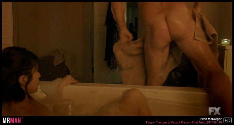 Ewan MacGregor nude butt Fargo