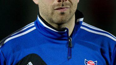 OMG, hes naked: Danish soccer player Christian Holst has