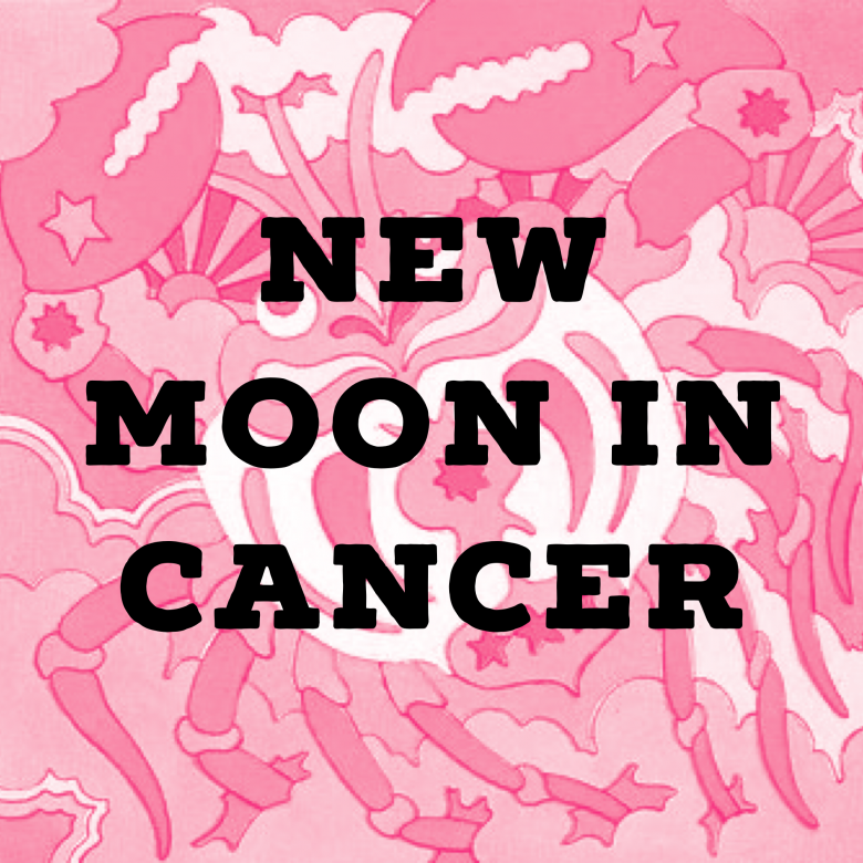 Second new moon in Cancer, July 20 2020