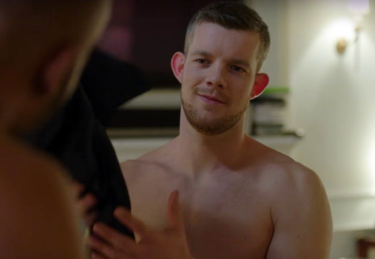 Russell Tovey nude