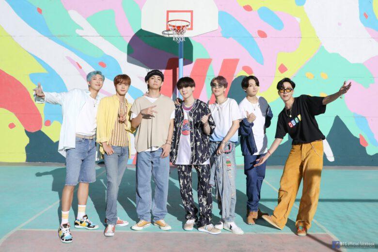 BTS fanfic primer