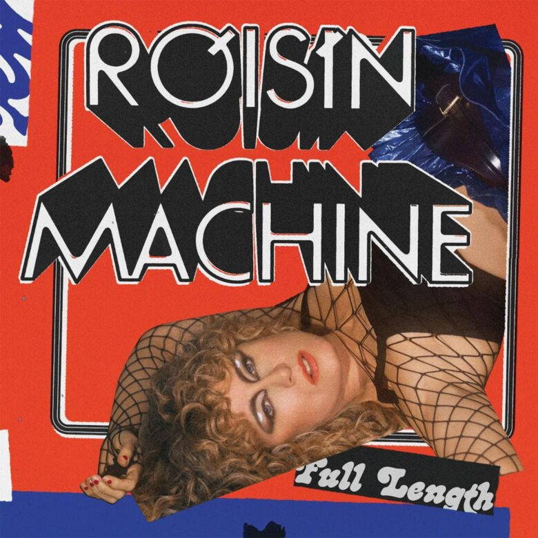 Roisin Machine cover art